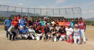 San Rafael-Tílapa enfrenta a equipo poblano de beisbol en Ajalpan