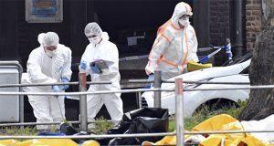 Ataque deja 4 muertos en Bélgica