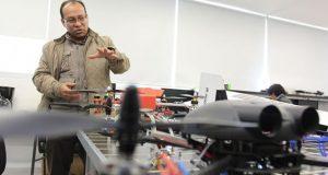 En BUAP, diseñan vehículo no tripulado para monitoreo ambiental