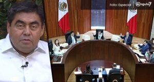Barbosa pide a Tepjf revertir sanción del IEE por dichos contra Martha Erika