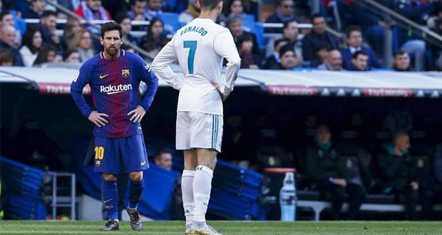Barcelona sigue invicto tras empatar con Real Madrid en último clásico de Iniesta