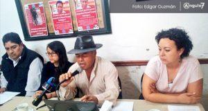 CNPA exige esclarecer asesinato de activista de Cuetzalan, el tercero en 6 años