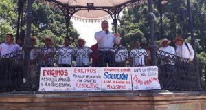CNTE inicia paro indefinido en Oaxaca, pero 91% de escuelas abren