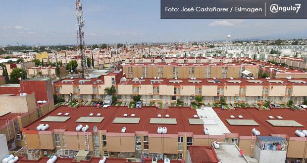 ZM de Puebla, en 7 años se acabará sus tierras para hacer casas: Canadevi