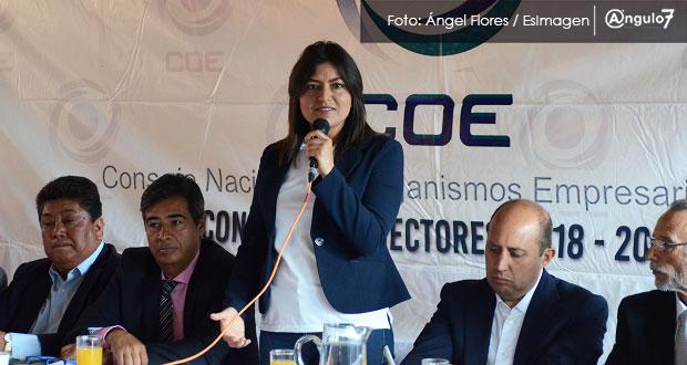 "Claudia Rivera convoca a rivales a declinar por ""Juntos Haremos Historia"""