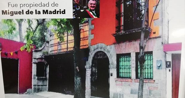 Barbosa compra en 10 mdp casa valuada en 20; miente en su 3 de 3: Doger