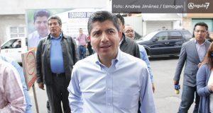 """3 mil """"naranjitas"""" me apoyarán; no es voto corporativo: Eduardo Rivera"""