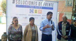 De ganar, Eduardo Rivera dignificará 55 puntos de Puebla con 150 mdp