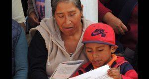 En Sierra Negra, 94% de población en pobreza: candidata de Antorcha