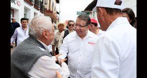 Doger promete apoyo para circuito ecoturístico en Zacatlán
