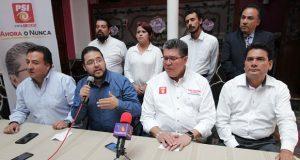 Exmilitantes del PES apoyan al candidato del PSI a alcaldía de SAC