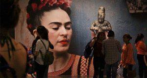 Exposición sobre Frida Kahlo recibe más de 25 mil visitas en 2 meses