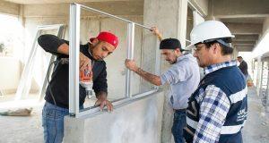 Reconstrucción de escuelas terminará en 3 meses: Gali