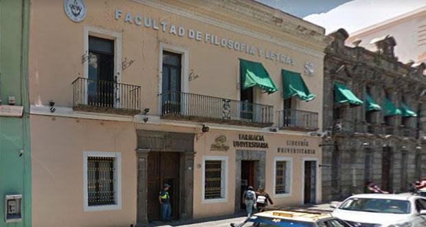 "BUAP exhorta a desistir de paro en Historia por ""cese"" de docente"