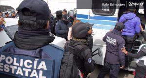 Gobierno toma control de San Martín Texmelucan e investiga a policías