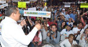 Haré campaña con Martha Erika, como Rivera, pero no declinare: Juárez