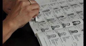 Podrán votar 89.1 millones de electores en lista nominal: INE