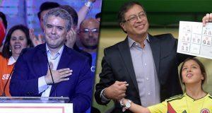 Confirman segunda vuelta en elecciones presidenciales de Colombia