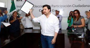 Tras romper con PRI, PVEM va con su candidato por gobierno de Chiapas