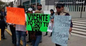 Madres de desaparecidos de Palmar se manifiestan en FGE y acusan omisión