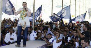 Aún sin acercamiento con NA tras declinación de Romero: Martha Erika