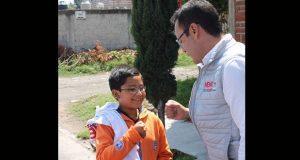 Plantea Deloya vigilancia cerca de escuelas para dar seguridad