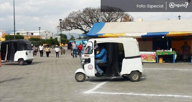 Martha Erika deja abierta posibilidad de regular mototaxis en el estado