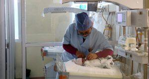 Nacen cuatrillizas en hospital de la mujer