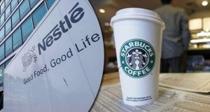 Nestlé anuncia que comercializará productos de Starbucks