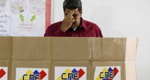 En comicios de Venezuela, Maduro es favorito y hay poca asistencia