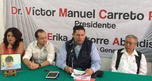 PRI municipal de Puebla acusa a la SGG de espionaje en mítines