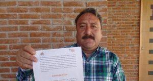 Candidato independiente de Palmar de Bravo podría estar secuestrado: SGG