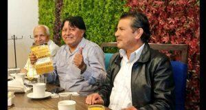 """Perredistas poblanos llaman a votar por """"Juntos Haremos Historia"""""""
