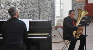 Realizan concierto gratuito con pianista internacional en Atlixco