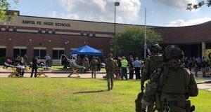 Al menos 8 muertos por tiroteo en secundaria de Texas
