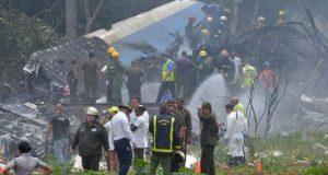 Se estrella en La Habana avión con 113 personas abordo