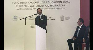 Alemania seguirá invirtiendo en Puebla, afirma embajada