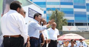 Eduardo Rivera ofrece descontar multas si se pagan de inmediato