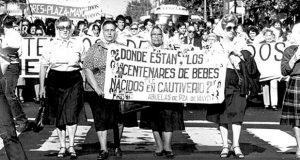 ¿Quiénes son las abuelas de Plaza de Mayo en Argentina?