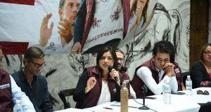 No a parquímetros y revisar concesión de Bici Puebla: Claudia Rivera
