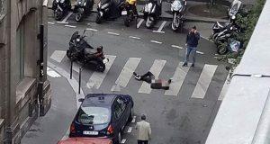 Hombre acuchilla a 4 y mata a 1 en París