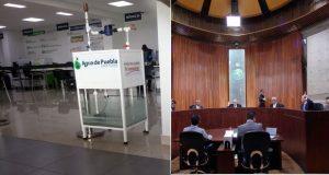 """Tepjf suspende spot de """"logros"""" de Agua de Puebla por afectar la elección"""
