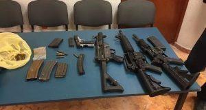 Más de 200 mil armas ilegales ingresan anualmente a México