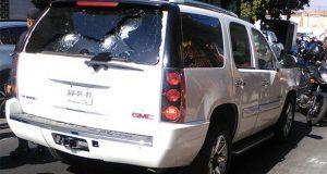 Ataque contra funcionario desata balaceras en Guadalajara