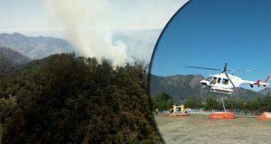 Incendio de 3 días alerta a vecinos de Tetela