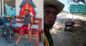 Ciclistas alemán y polaco fueron asesinados en Chiapas: Fiscalía