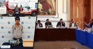 Mesa de seguridad del ayuntamiento analiza 60 casos de detenidos
