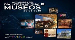 Con múltiples actividades, Puebla celebra día los museos
