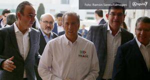 Huachicol en Puebla contribuye al financiamiento del crimen organizado: Meade