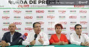 PRI reprueba campaña de Agua de Puebla y exige no intervenir en la elección